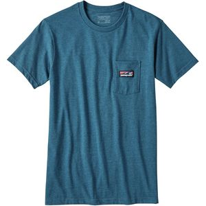 Patagonia Board Short Label Pocket T-Shirt - Men's