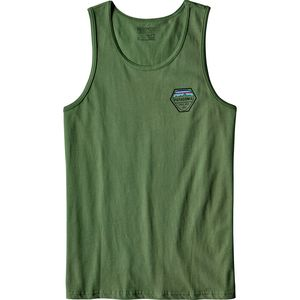Patagonia Fitz Roy Hex Tank Top - Men's
