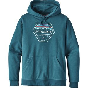 Patagonia Fitz Roy Hex Midweight Pullover Hoodie - Men's