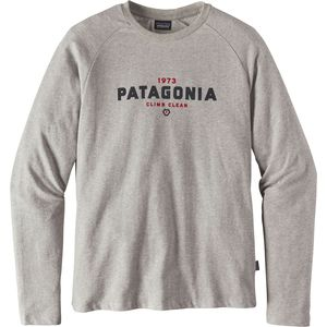 Patagonia Climb Clean Hex Lightweight Crew Sweatshirt - Men's