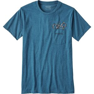 Patagonia Pocket Hex Pocket T-Shirt - Men's