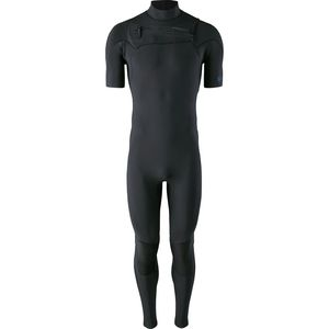 Patagonia R1 Lite Yulex Front-Zip Short-Sleeve Wetsuit - Men's