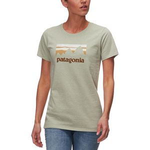 Patagonia Shop Sticker Responsibili-Tee T-Shirt - Women's