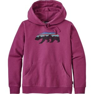 Patagonia Fitz Roy Bear Midweight Pullover Hoodie - Women's