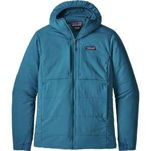 Nano-Air Insulated Hooded Jacket - Men's