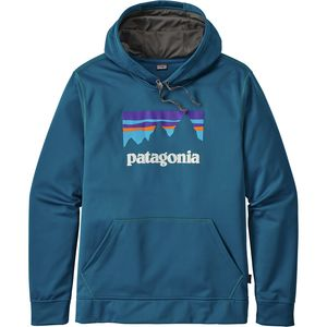 Patagonia Shop Sticker PolyCycle Pullover Hoody - Men's