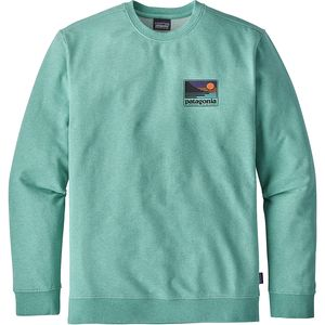 Patagonia Up & Out Midweight Crew Sweatshirt - Men's