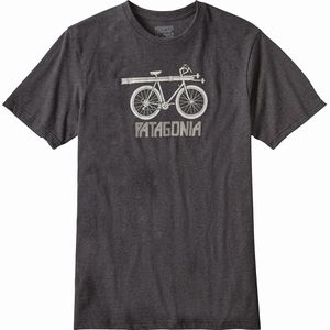 Patagonia Snow Cycle Responsibili-tee Short-Sleeve T-Shirt - Men's