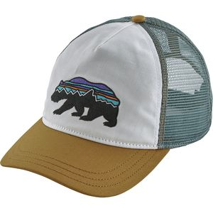 Patagonia Fitz Roy Bear Layback Trucker Hat - Women's