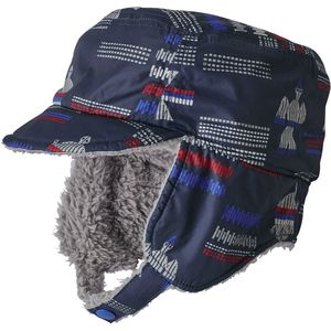 Patagonia Baby Reversible Shell Hat - Toddler Boys'