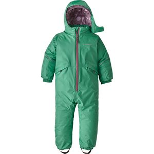 Patagonia Baby Snow Pile One-Piece Snow Suit - Toddler Girls'