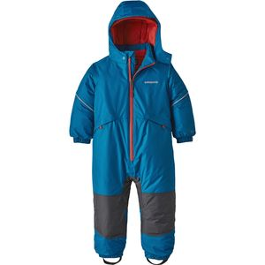 Patagonia Baby Snow Pile One-Piece Snow Suit - Toddler Boys'