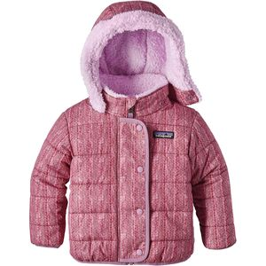 Patagonia Baby Reversible Dream Song Hooded Jacket - Toddler Girls'
