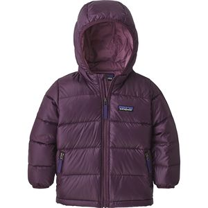 Patagonia Hi-Loft Down Sweater Hooded Jacket - Toddler Girls'