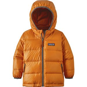 Patagonia Hi-Loft Down Sweater Hooded Jacket - Toddler Boys'