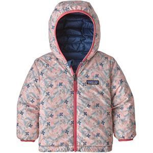 Patagonia Reversible Down Sweater Hoodie - Toddler Girls'