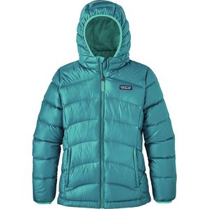 Patagonia Hi-Loft Down Sweater Hooded Jacket - Girls'