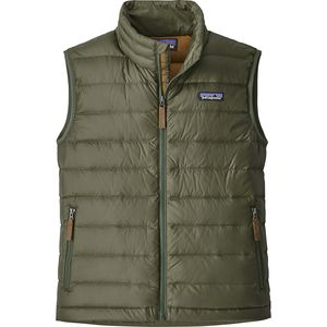 Patagonia Down Sweater Vest - Boys'
