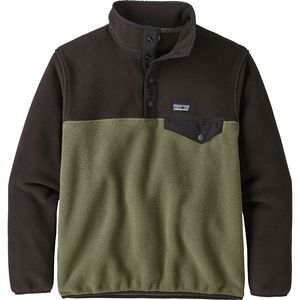 Patagonia Lightweight Synchilla Snap-T Fleece Pullover - Boys'