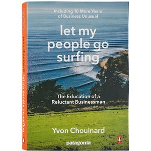 Patagonia Let My People Go Surfing (Revised Edition - Paperback)