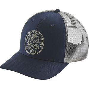 Patagonia Can't Eat Money Trucker Hat