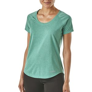 Patagonia Nine Trails Short-Sleeve Shirt - Women's