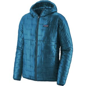 Patagonia Micro Puff Hooded Insulated Jacket - Men's