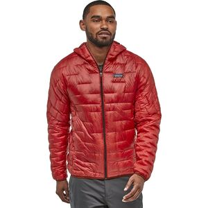 Patagonia Micro Puff Hooded Insulated Jacket - Men's thumbnail