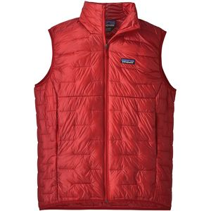 Patagonia Micro Puff Insulated Vest - Men's