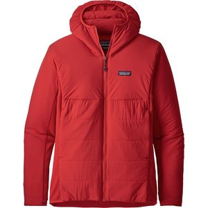 Patagonia Nano-Air Light Hybrid Insulated Hooded Jacket - Men's