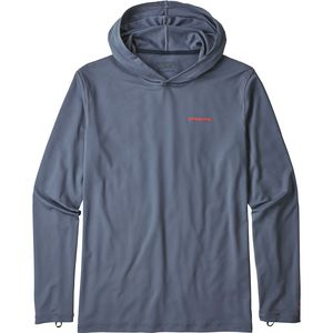 Patagonia R0 Sun Long-Sleeve Hooded Shirt - Men's