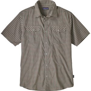 Patagonia High Moss Short-Sleeve Shirt - Men's
