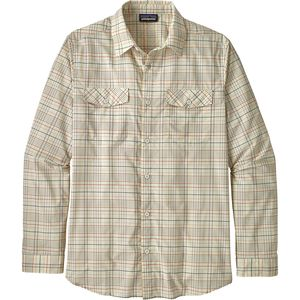 Patagonia High Moss Long-Sleeve Shirt - Men's