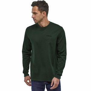Patagonia P-6 Logo Long-Sleeve Responsibili-T-Shirt - Men's