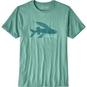 Patagonia Flying Fish Organic T-Shirt - Men's
