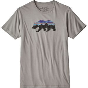 Patagonia Fitz Roy Bear Organic T-Shirt - Men's