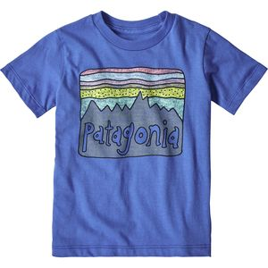 Patagonia Fitz Roy Skies Organic T-Shirt - Toddler Boys'