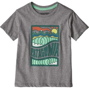 Patagonia Graphic Organic T-Shirt - Toddler Boys'