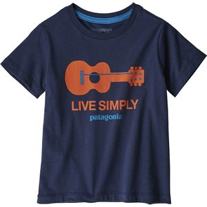 Patagonia Live Simply Organic T-Shirt - Toddler Boys'