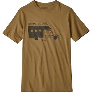 Patagonia Graphic Organic T-Shirt - Boys'