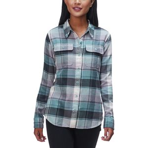 Patagonia Fjord Long-Sleeve Flannel Shirt - Women's