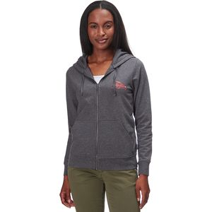 Patagonia Small Flying Fish Ahnya Full-Zip Hoodie - Women's