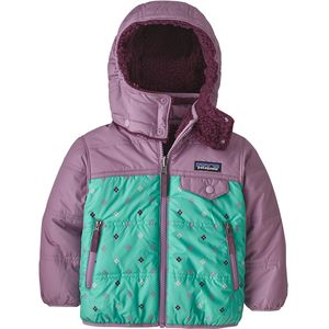Patagonia Reversible Tribbles Hooded Jacket - Infant Girls'
