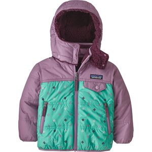 Patagonia Reversible Tribbles Hooded Jacket - Toddler Girls'