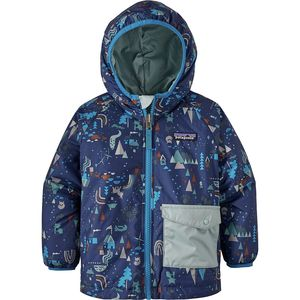 Patagonia Puff-Ball Reversible Jacket - Toddler Boys'