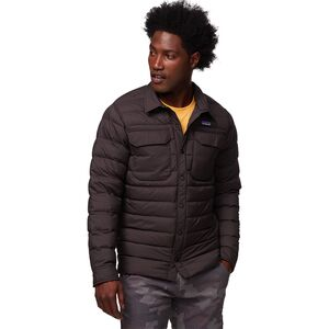 Silent Down Shirt Jacket - Men's