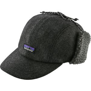 Patagonia Recycled Wool Ear Flap Cap - Men's
