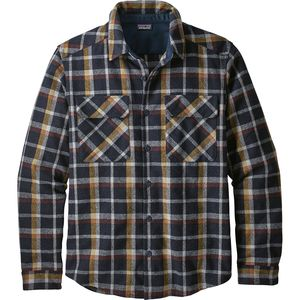 Recycled Wool Shirt - Men's