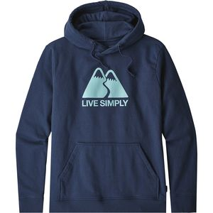 Patagonia Live Simply Winding Uprisal Hoodie - Men's