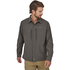 Patagonia Snap-Dry Long-Sleeve Shirt - Men's